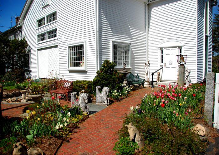Garden The Farm Antiques