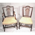 English Sheraton Chairs