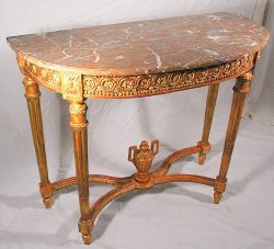 Regency and Sheraton Period Furniture